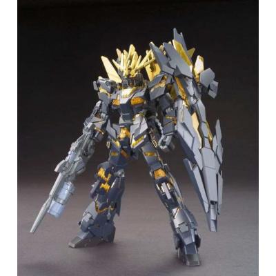 Gundam: HGUC - Unicorn 02 Banshee Norn Destroy Mode 1:144 Model Kit