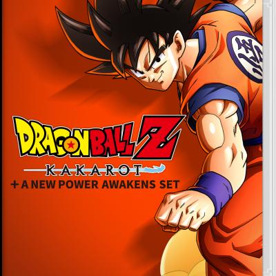 Dragon Ball Z Kakarot + A New Power Awakens Set - NS