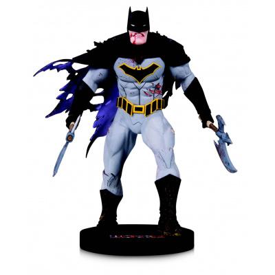 DC Comics: Designer Series - Metal Batman Mini Statue by Capullo
