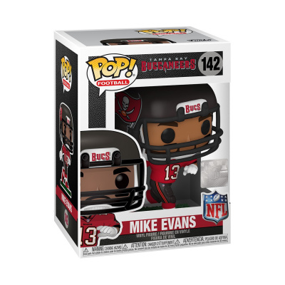 Pop! NFL: Tampa Bay Buccaneers - Mike Evans