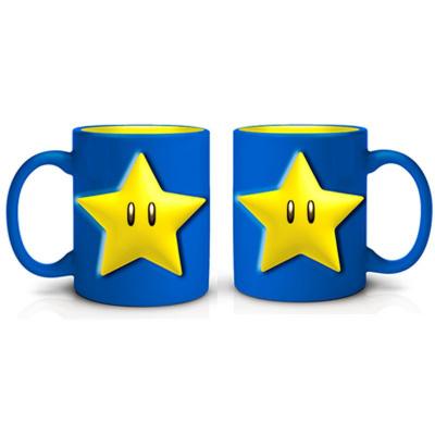 NINTENDO - Mario Star Coffe Mug 600ml