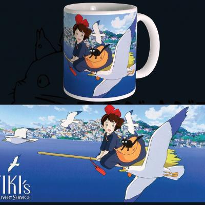 Studio Ghibli mug Kiki
