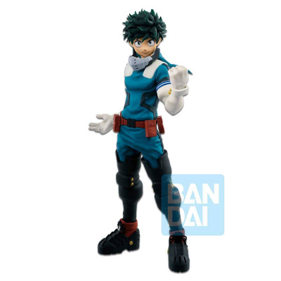 My Hero Academia: Izuku Midoriya - Fighting Heroes Ichibansho Figure