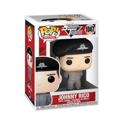 Pop! Movies: Starship Troopers - Rico In Jumpsuit