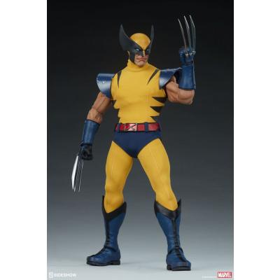 Marvel: X-Men - Classic Wolverine 1:6 Scale Figure