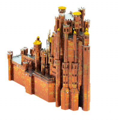 Game of Thrones: The Red Keep Premium Series Model Kit