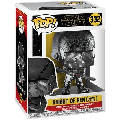 Episode 9 - The Rise of Skywalker - Knight of Ren (War Club) (Chrome)
