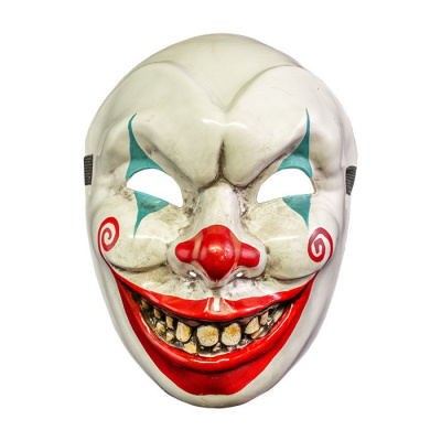Murdershow: Gnarly the Clown Mask