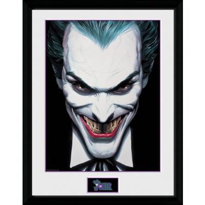 DC Comics: Joker Ross Collector Print