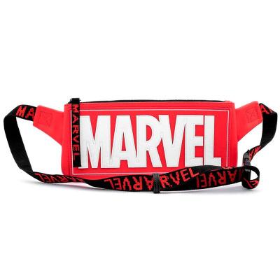 LF Marvel Logo Red Cross Body/ Waist Bag