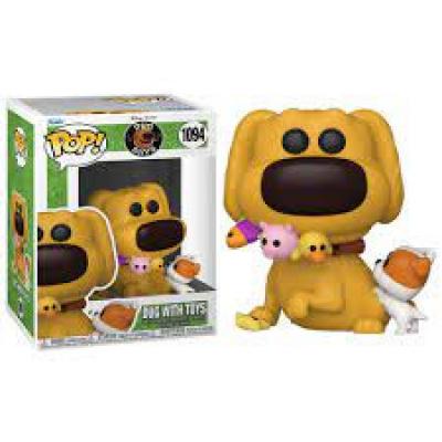 Funko POP! POP Disney: Dug Days - Dug w/toys Vinyl Figure
