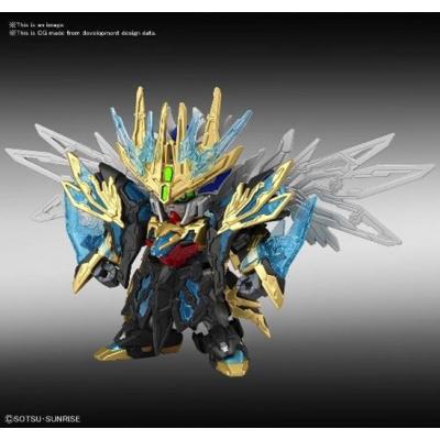 Gundam: SD Sangoku Soketsuden Tien Ba Cao Cao Wing Model Kit