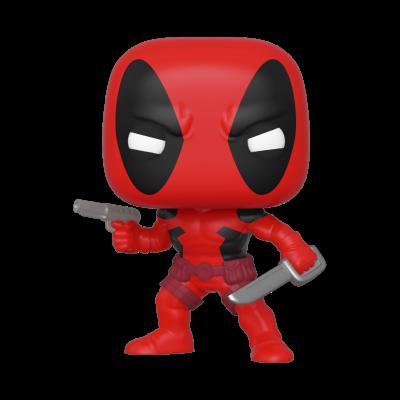 POP Marvel: 80th - First Appearance: Deadpool