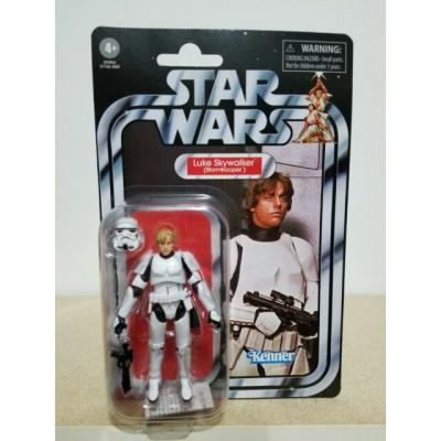 Star Wars Vintage Collection Vc169 Luke Skywalker Stormtrooper Disguise