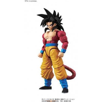 Dragon Ball Z: Super Saiyan 4 Son Goku Model Kit