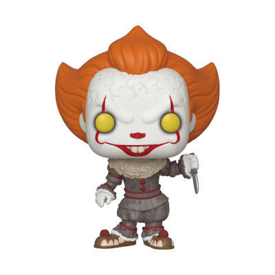 POP Movies: IT: Chapter 2 - Pennywise w/ Blade