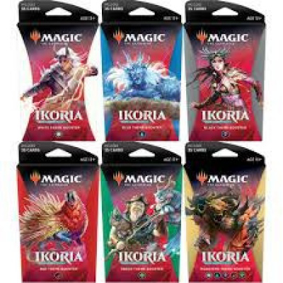 Magic The Gathering - Ikoria Lair of the Behemoths Theme Booster
