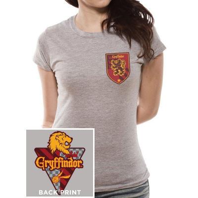 Harry Potter Ladies T-Shirt House Gryffindor