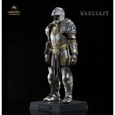 Warcraft Movie: King Llane Armour 1:6 Scale Statue