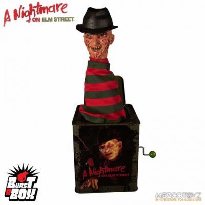 A Nightmare on Elm Street: Freddy Krueger Burst-a-Box