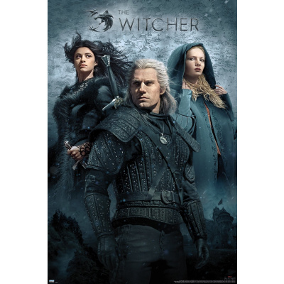The Witcher: Key Art 91 x 61 cm Poster