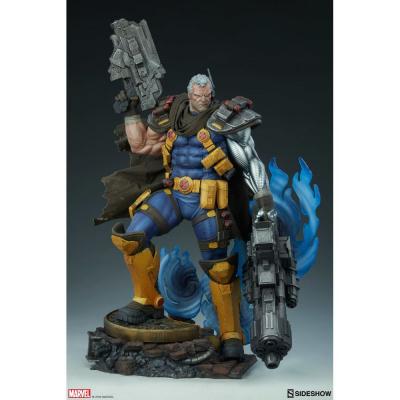Marvel: X-Men - Cable Premium Statue