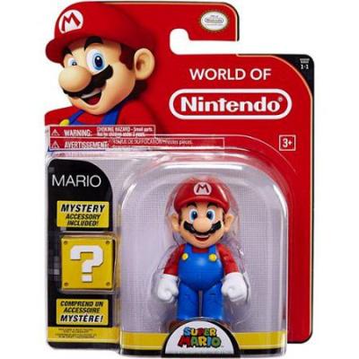 World of Nintendo Super Mario Series 1 Mario 4