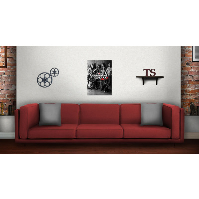 Marvel: Guardians of the Galaxy 2 - The Guardians - Obviously Wall Art