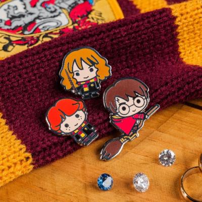 Harry Potter: Enamel Pin Badges Version 2 (per piece)