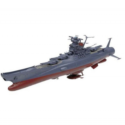 Star Blazers2202: Space Battleship Yamato 2202 Model Kit