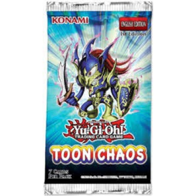 Yu-Gi-Oh - Toon Chaos Boosterpack
