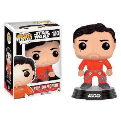 Pop Star Wars: Poe Dameron In Jumpsuit 120