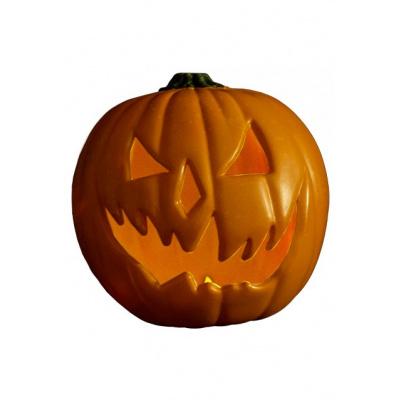 Halloween 6: Light Up Pumpkin Prop