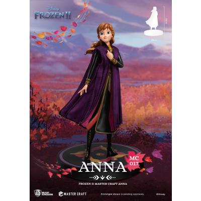 Disney: Frozen 2 - Master Craft Anna Statue