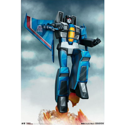 Transformers: Thundercracker - G1 Statue