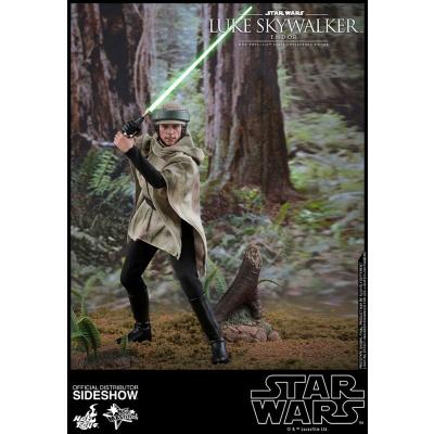 Star Wars VI: Luke Skywalker Endor 1:6 Scale Figure