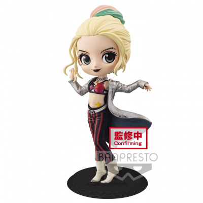 DC Comics: Birds of Prey Q Posket - Harley Quinn Vol. 2 Version A