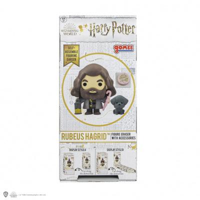 Harry Potter: Hagrid Figurine Eraser with Accessories