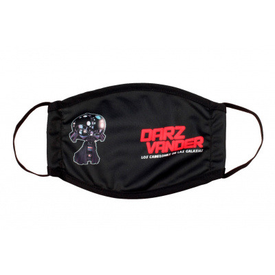 Star Wars: Darth Vader Cabezones Children's Face Mask