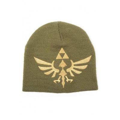NINTENDO - Beanie - Zelda With Woven Logo
