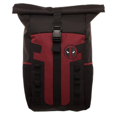 Marvel: Deadpool Roll Up Backpack