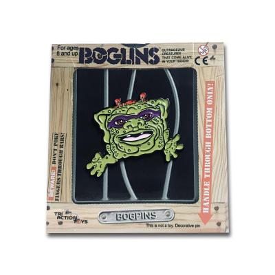 Boglins: Red Eyed King Dwork BogPin