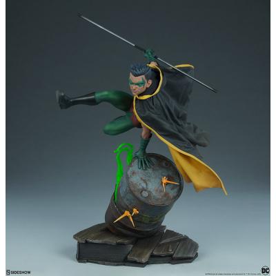 DC Comics: Robin Premium Statue
