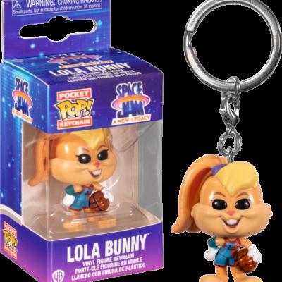 POP Keychain: Space jam 2 - Lola Bunny