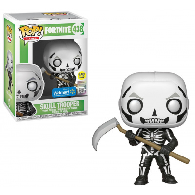 Fortnite Funko POP! Games Skull Trooper Exclusive Vinyl Figure