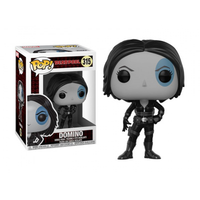 DEADPOOL - Bobble Head POP 315 - Domino