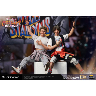 Bill and Ted Excellent Adventure: Bill and Ted 1:6 Action Figure Set