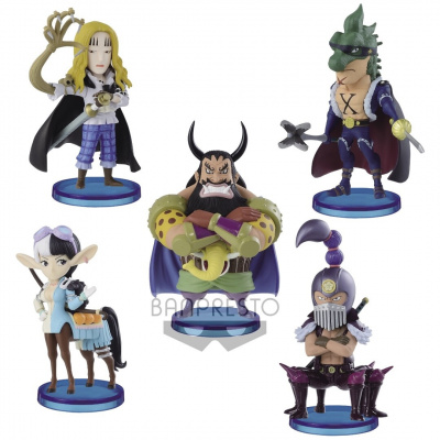 One Piece: World Collectable Figure - Beasts Pirates 2
