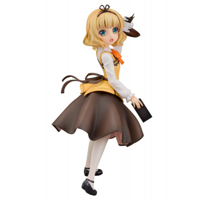 Is the Order a Rabbit: Syaro Cafe Style 1:7 Scale PVC Statue