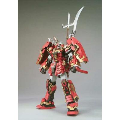 Gundam: Master Grade - Shin Musha Gundam 1:100 Model Kit